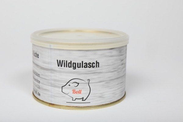 Boll´s Wildgulasch tafelfertig hausgemacht 1x400g