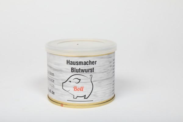 Hausmacher Blutwurst